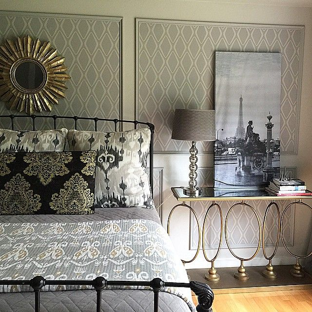 Cozy Homeinteriors: New Bedside Table In Master Bedroom..... Would Also Make A