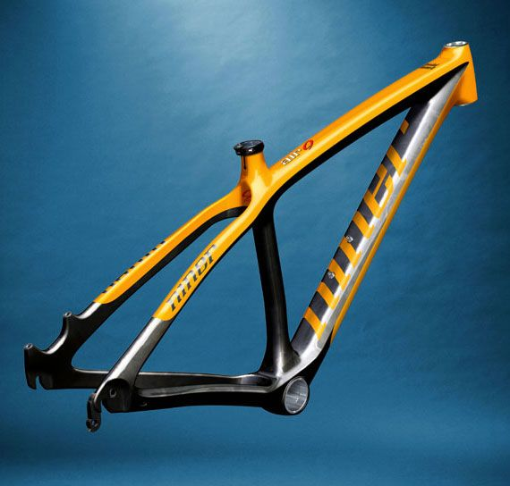 niner air 9 carbon fiber hardtail bike frame