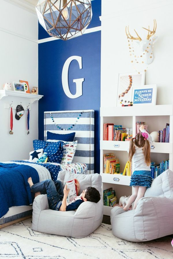 Shared Bedroom Ideas For Brother And Sister