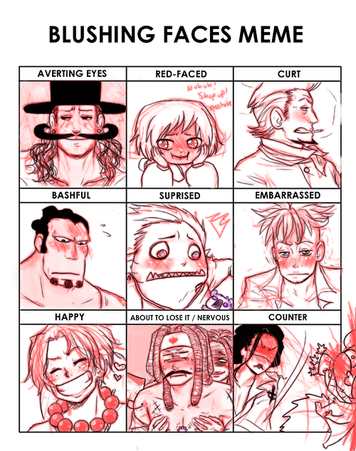 How To Draw Anime Manga Blush In Different Ways Animeoutline Anime Drawings Blushing Anime Anime Guys Shirtless