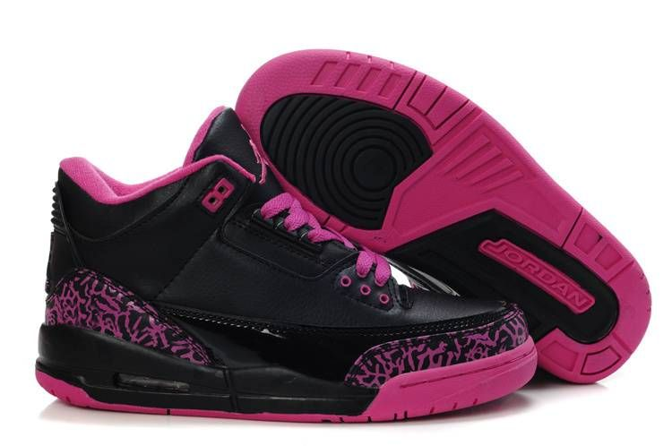 We offer authentic womens air jordan 3 shoes with discount to the fans of air  jordan shoes.The new jordan shoes for girl have good fashion style,don't  wait ...