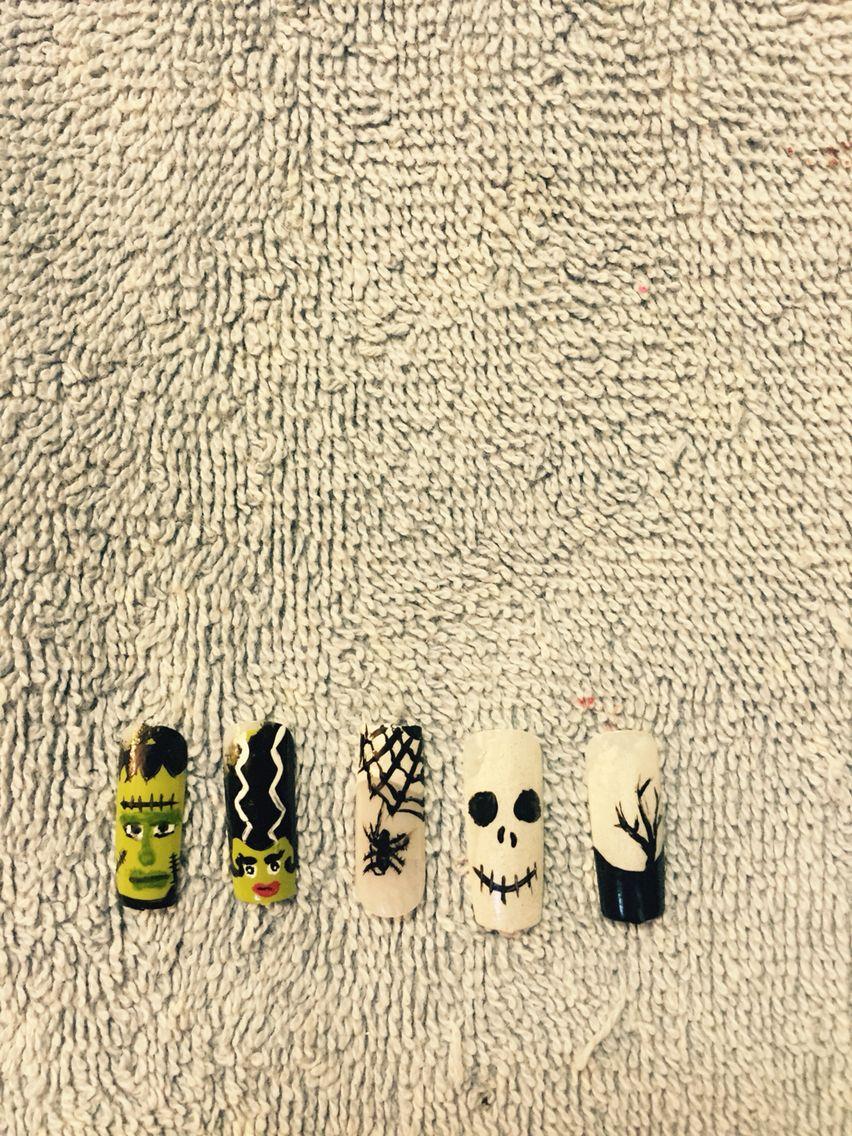 Halloween | Nail art, Art, East