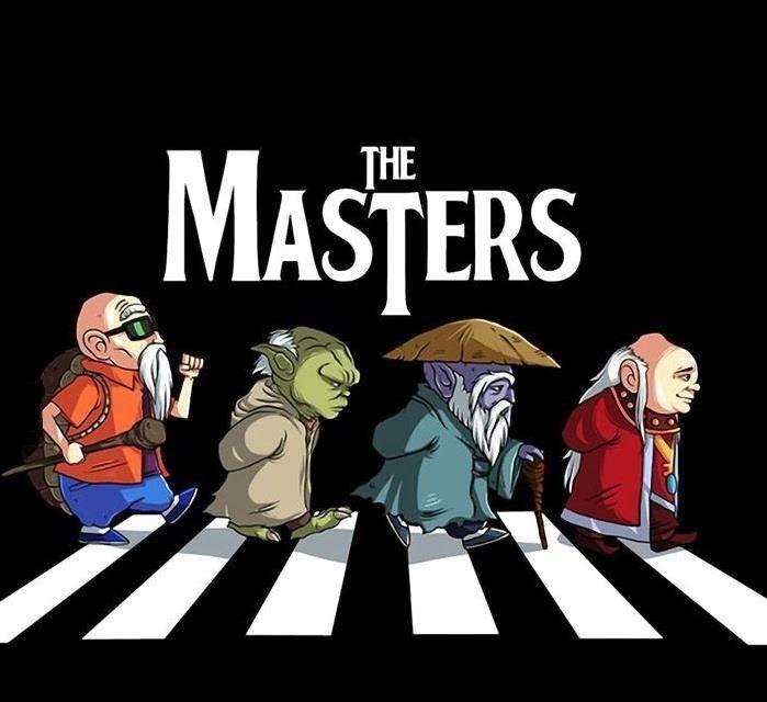 El blog de Mael: Maestros vs. Maestros