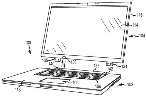 Apple Patent Shows Off Convertible Tablet, Laptop Hybrid