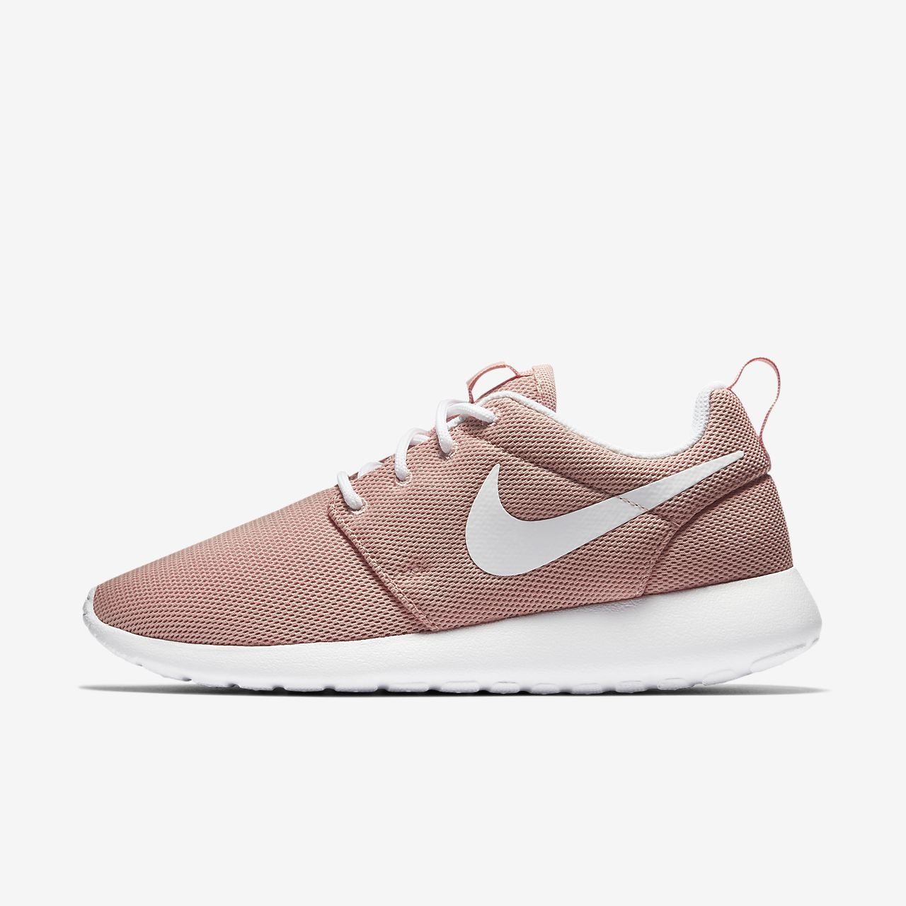 c3578591711f1 nike roshe one in coral stardust white