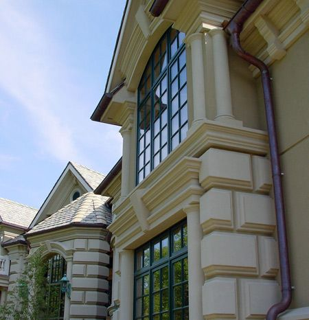 Cast Stone Exterior Claddings Faux Stone Decorative Window Surrounds Cast Stone Mouldings