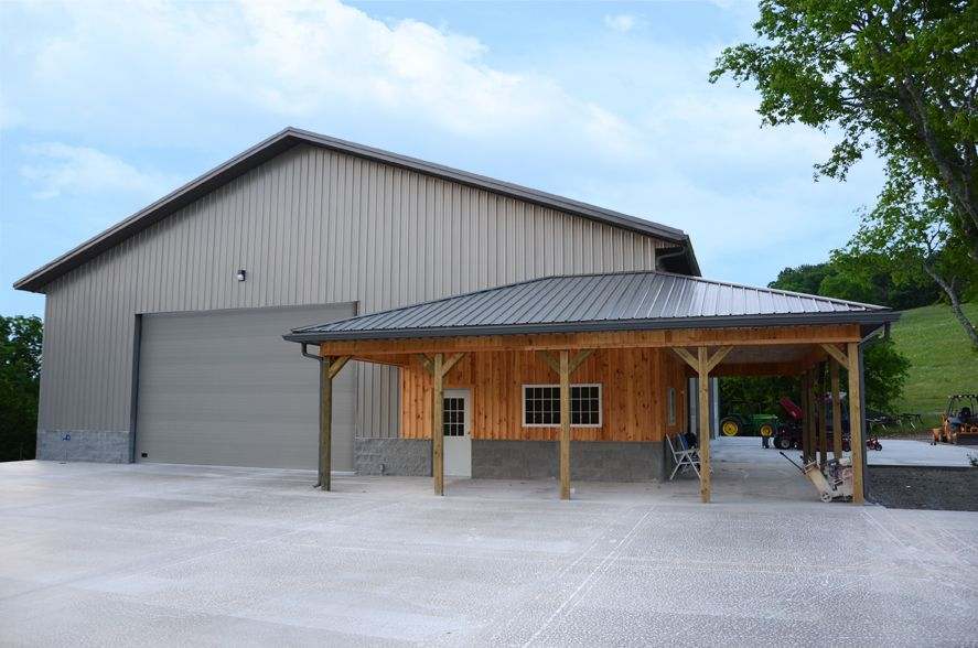 Gallery of Post Frame Buildings and Pole Barns | Building Ideas ...