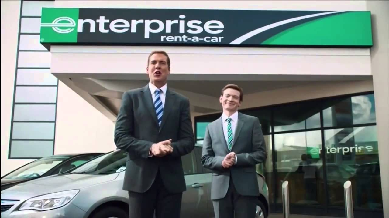Enterprise Rent A Car American AdvertCommercial UK - Enterprise car rental
