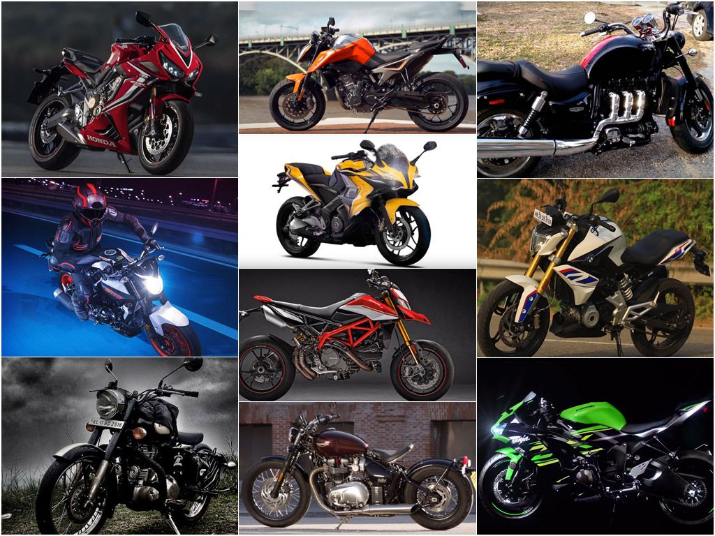 Top 10 Upcoming New Bikes In India 2019 2020 Check Out Price