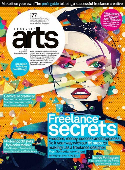 Descrizione Immagine Magazine Covers Magazine Page
