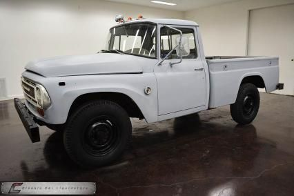 1968 INTERNATIONAL 1200 4X4 PICKUP For Sale | OldRide com