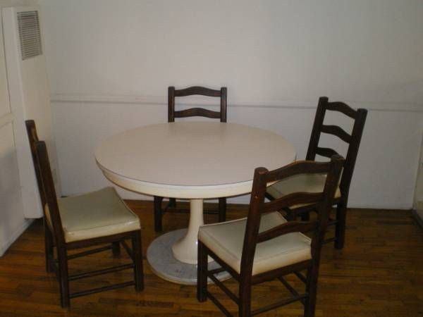 From Craigslist 50s Chairs Farmhouse Dining Chairs