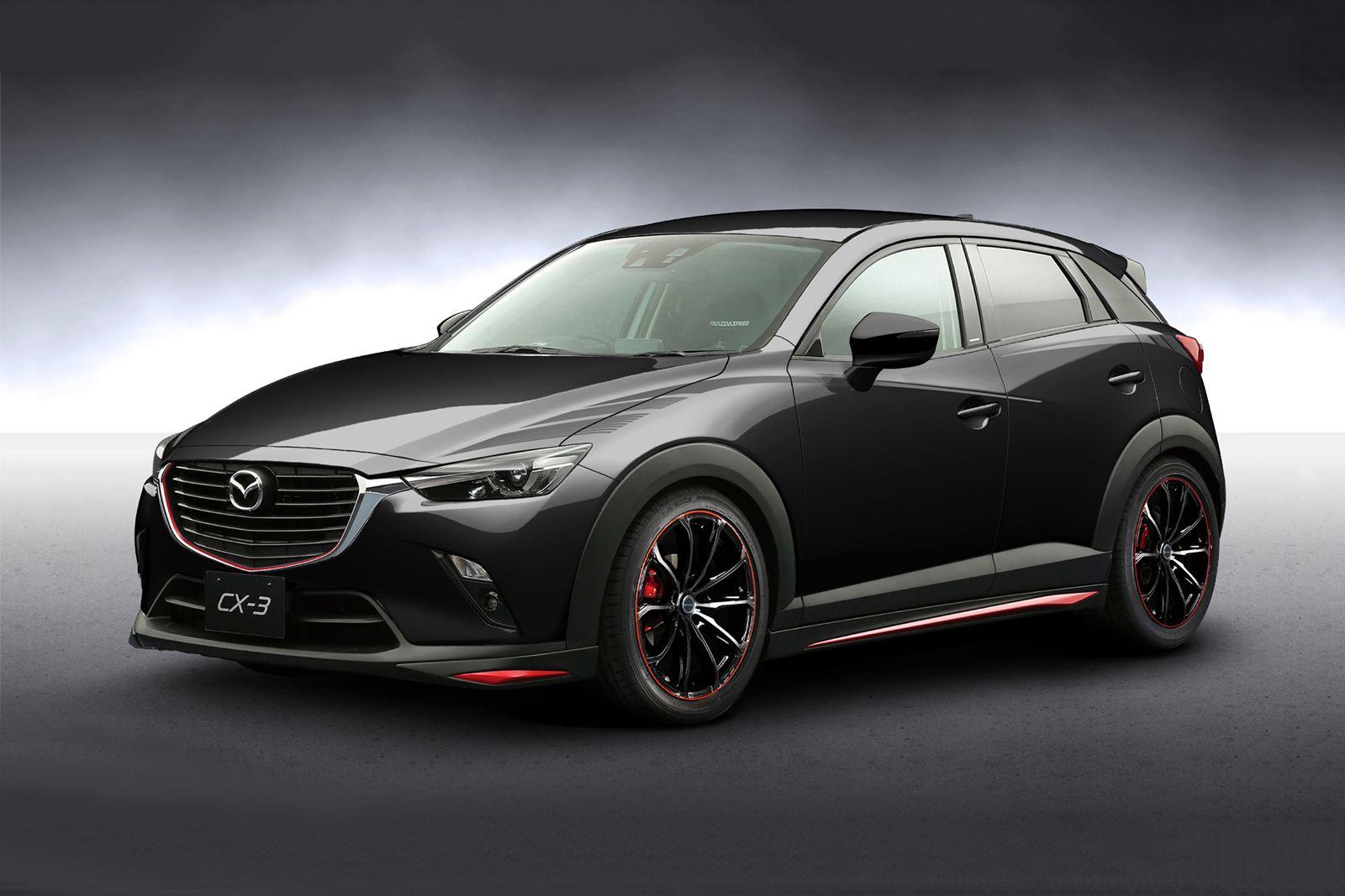 Mazda Reveals Its Upcoming Racing Concept Vehicles For Tas 2016 In 2020 Mazda Cars Mazda Cx3 Mazda