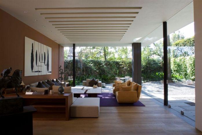 House in Mexico - Legorreta