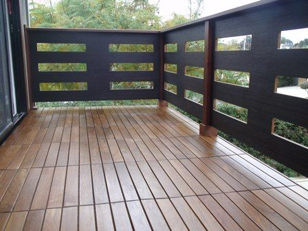 Turn Key Rapid Fit Decking Systems With Deck Tiles And Hardwood Decking  Tiles. Transform Any Outdoor Area Quickly And Easily With Deck Tiles. Wood  Decking ...