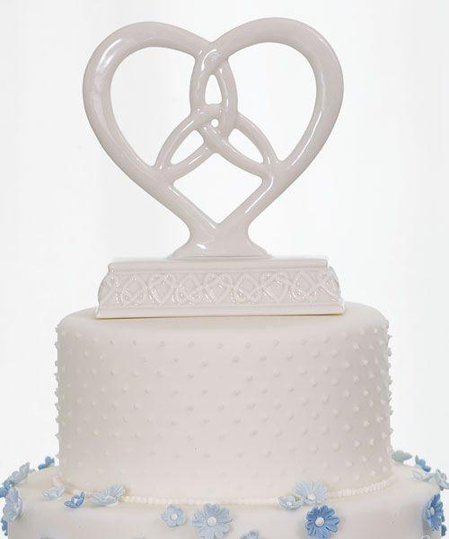 Irish Trinity Knot Wedding Cake Topper | Trinity knot, Wedding cake ...