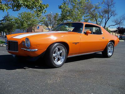 Chevrolet : Camaro RS 1970 RS Camaro Coupe - http://www.legendaryfinds.com/chevrolet-camaro-rs-1970-rs-camaro-coupe/