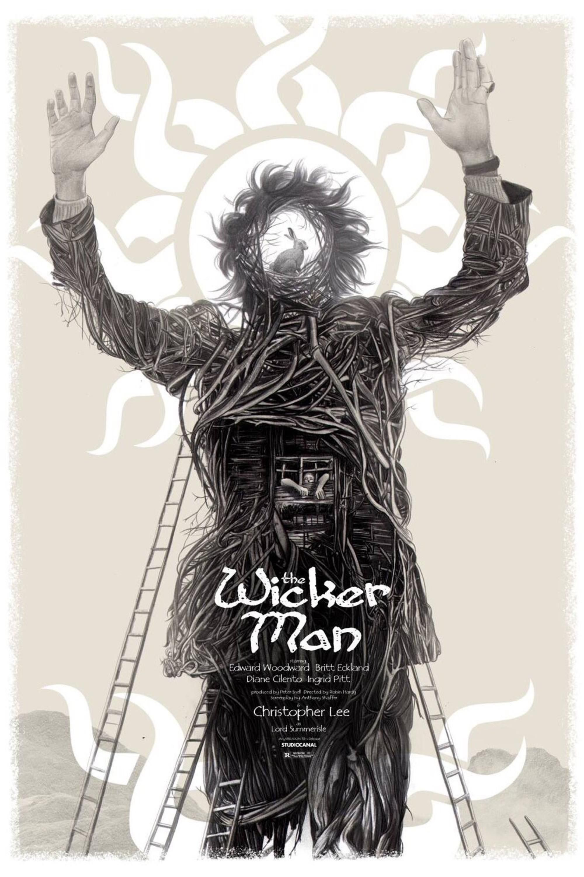 The Wicker Man (1973) [2000 3003] by Greg Ruth (With