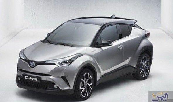 شركة تويوتا تأتي إلى روسيا بـ كروس Sports Car Car Suv