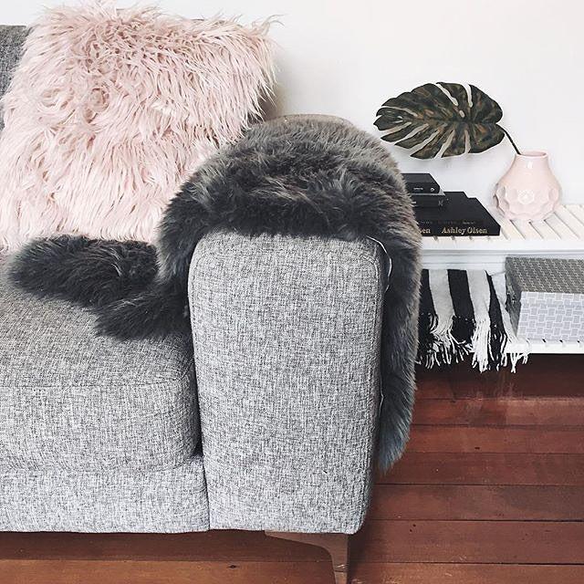Https Www Instagram Com P Bbe8mx2gxs5 Kmart Decor Faux Fur Rug Kmart