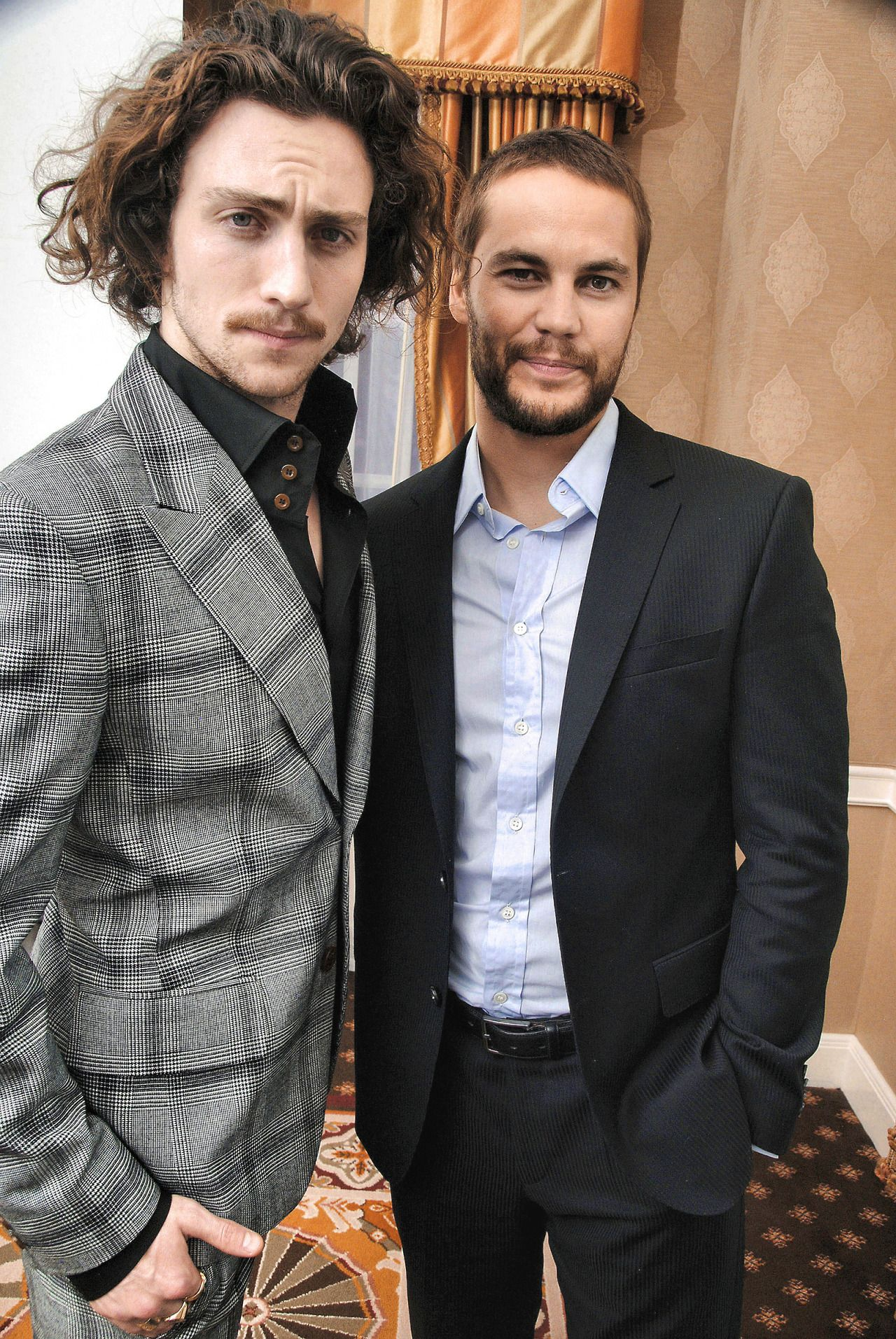 Aaron Taylor-Johnson &...