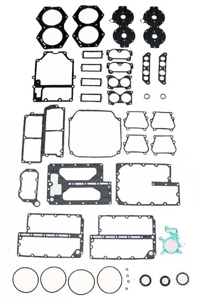 Johnson / Evinrude 85-140 Hp Power Head Gasket Kit OE