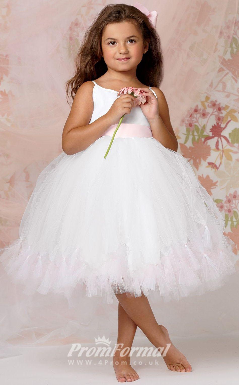 Lovely princess ankle length white flower girls dresses fgd398 lovely princess ankle length white flower girls dresses fgd398 izmirmasajfo