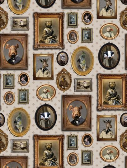 Photo of Portrait Gallery Wallpaper –  By Graduate Collection – CC1VISWALT