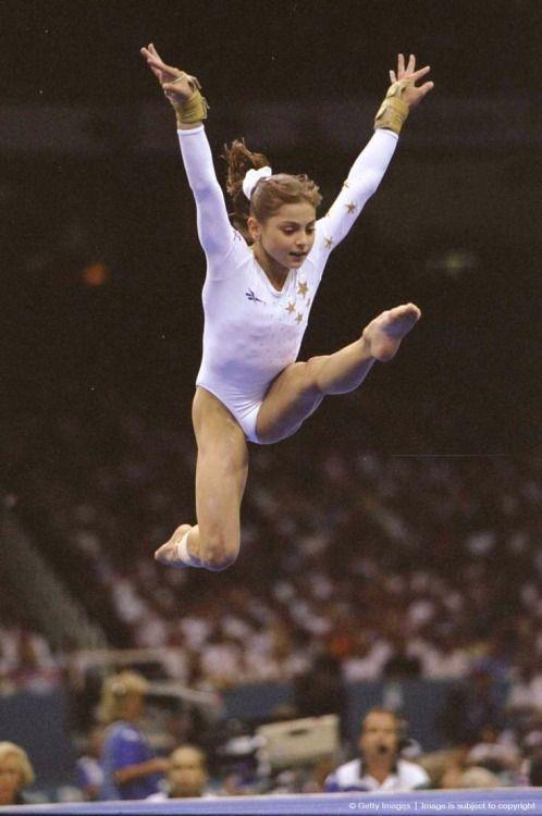 The Magnificent Seven Revisited | Gymnastics photos