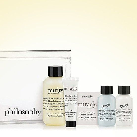 Philosophy Best Deluxe Discovery Kit Qvc Com Serious Skin Care Philosophy Skin Care Skin Care