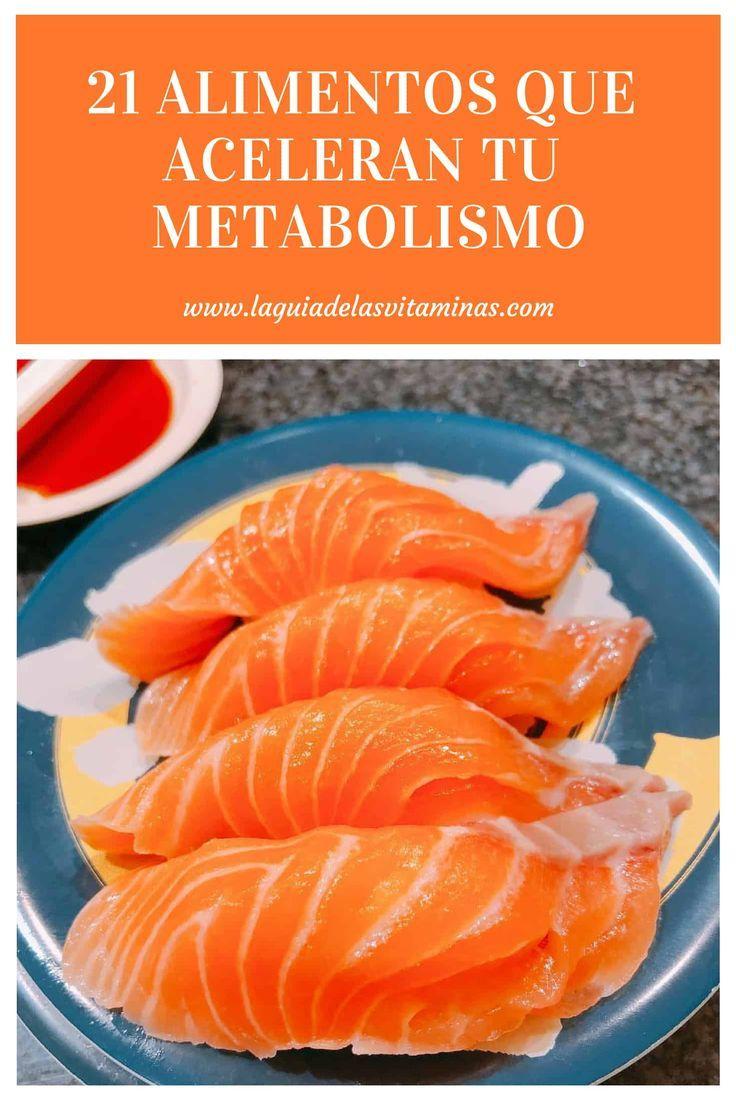 las recetas de la dieta del metabolismo acelerado en la forma natural