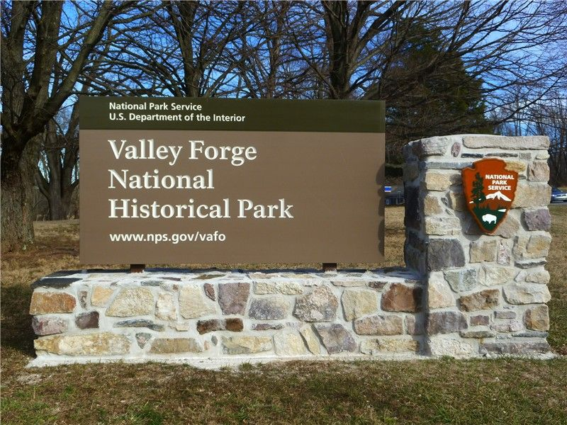 Visit George Washington S Winter Encampment During The Revolutionary War At Valley Forge National Park Valley Forge National Park Service National Parks