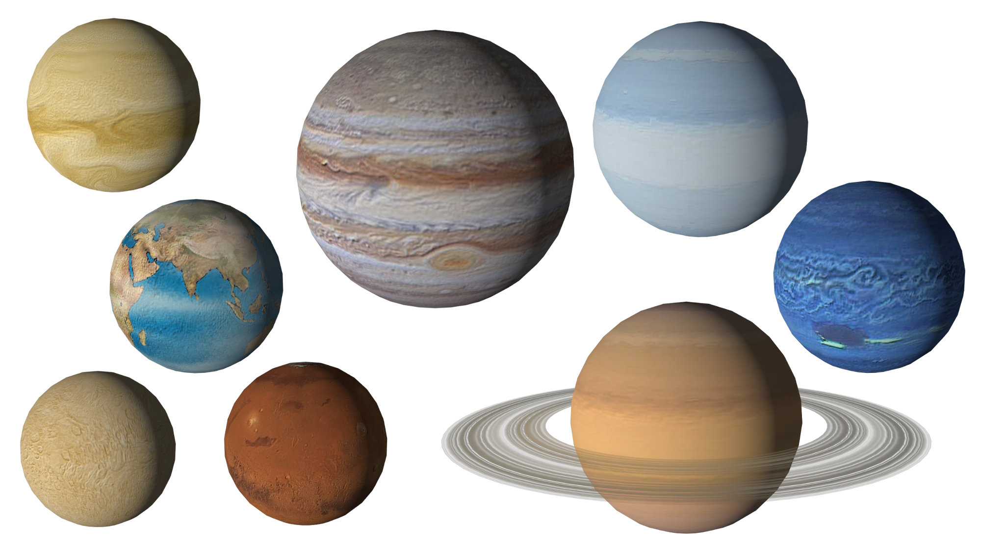 planets.png (2000×1125)   Collage illustration, Photo wall collage, Drawing  tutorial face