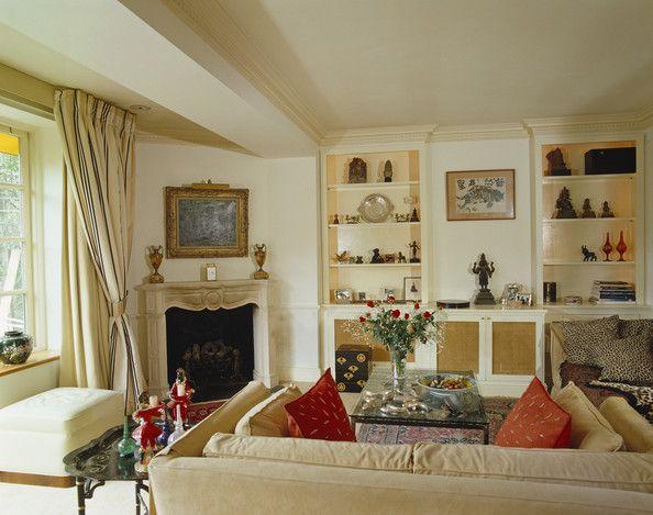 Corner Fireplace Photos (10 of 19) - Lonny