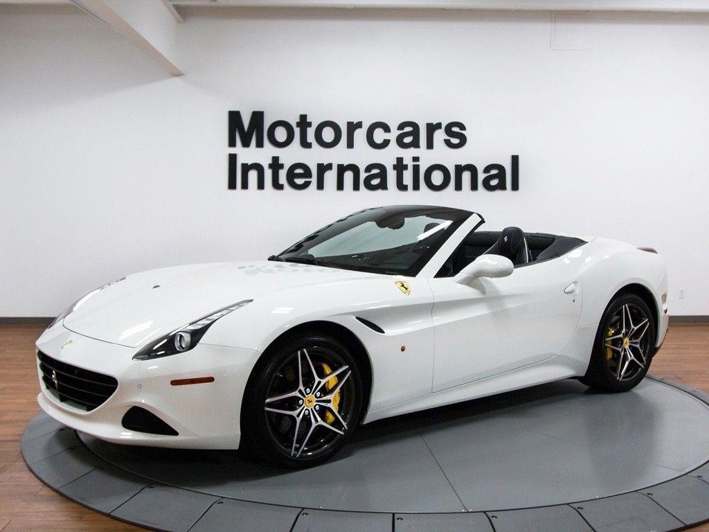 Nice Awesome 2016 Ferrari California T 2016 Ferrari California T