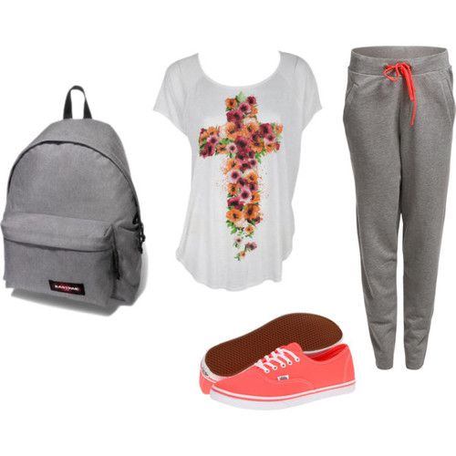 1689f265f outfits for teenage girls polyvore - Google Search