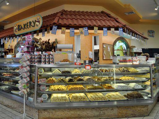 Titan Greek Food Store