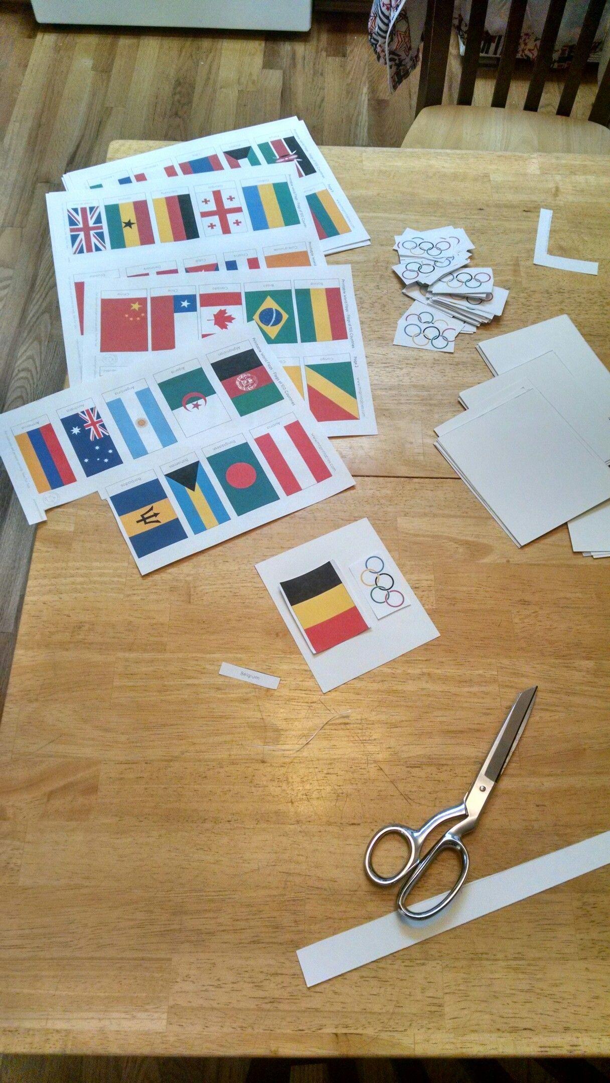 Name The Flag Icebreaker Game