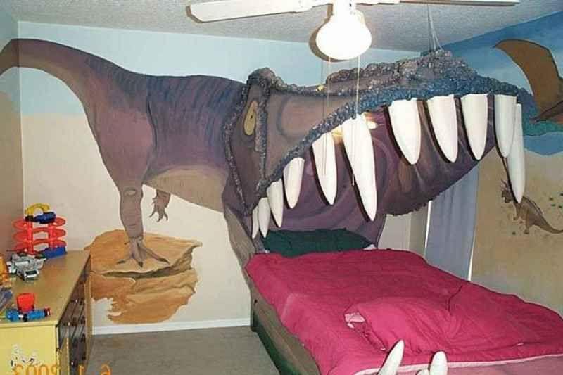 3d Dinosaur Bed Tent Tent Reviews Kids Bedroom Designs