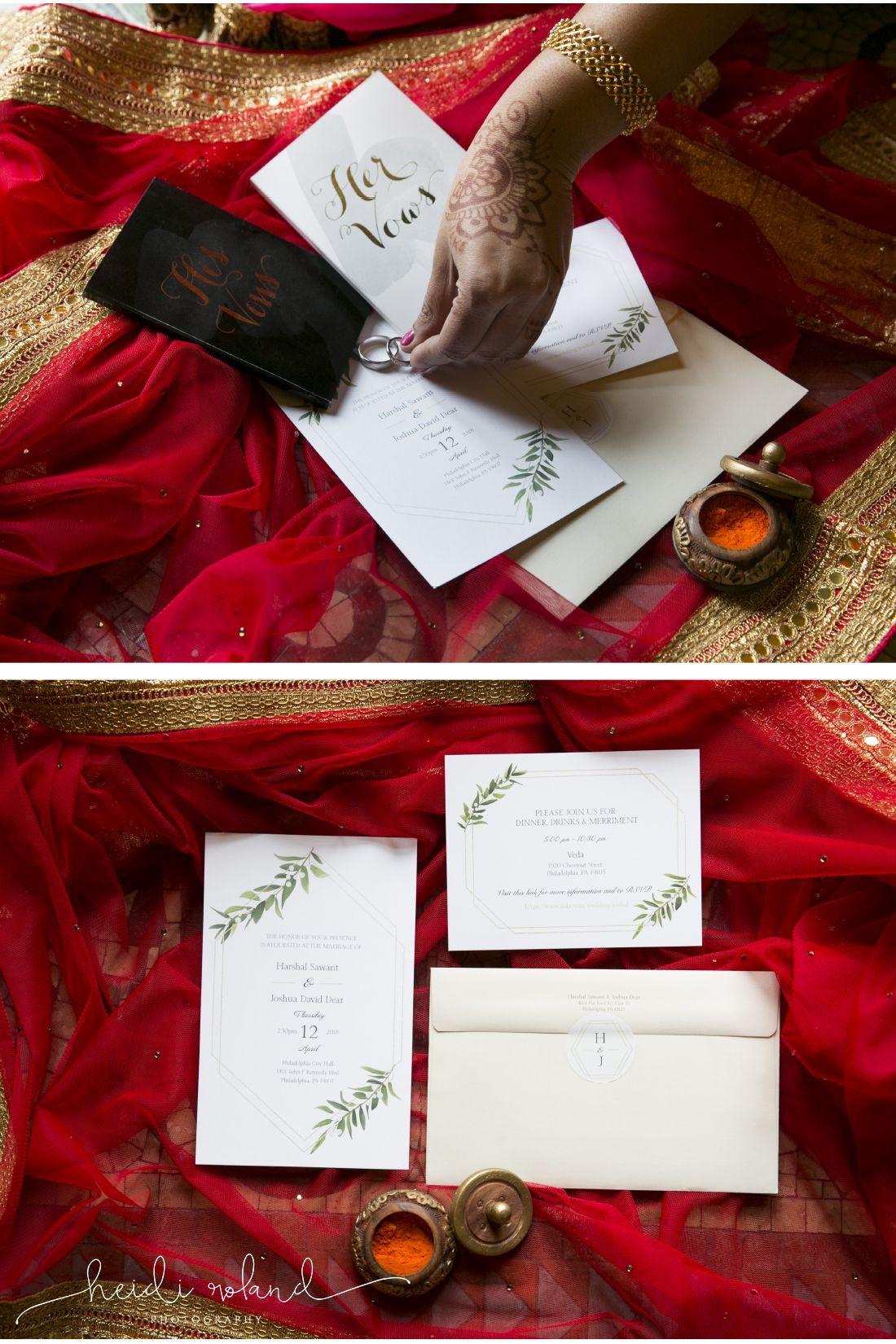 Philadelphia City Hall Spring Interfaith Wedding, Wedding Details ...