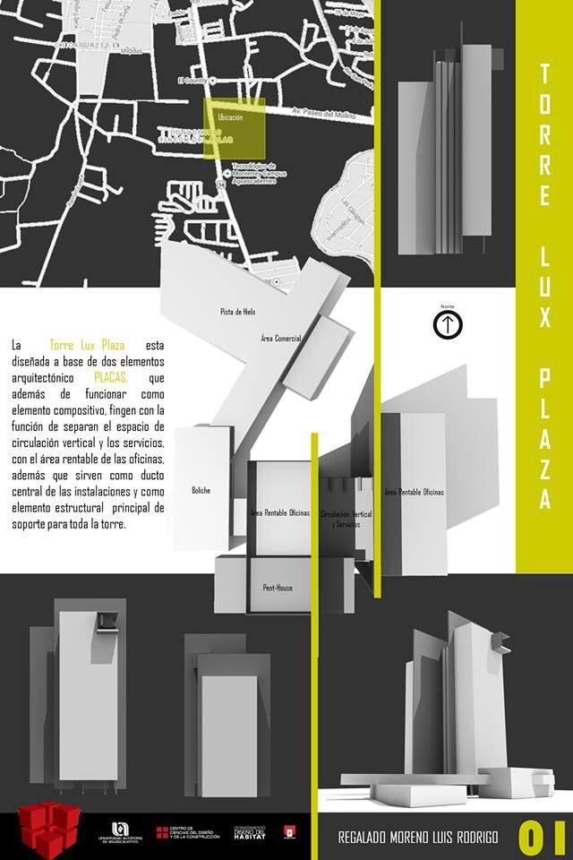 Lamina arquitectonica arquitectura pinterest laminas for Laminas arquitectura