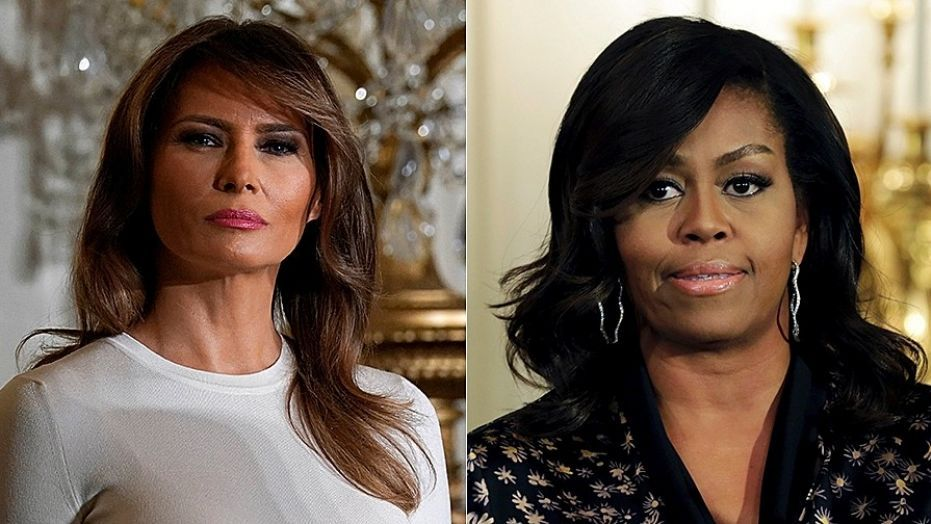 Image result for Melania Has Been Repeatedly DENIED What Michelle Got 3 Times In Her FIRST Year – Everyone Must Know Why