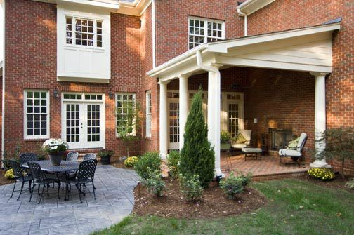 Browse Pictures of Our Luxury Homes | Cary NC Custom Home Gallery ...