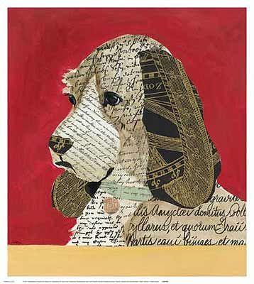 Karen Dupre Paper Trained V Fine Art Poster Print