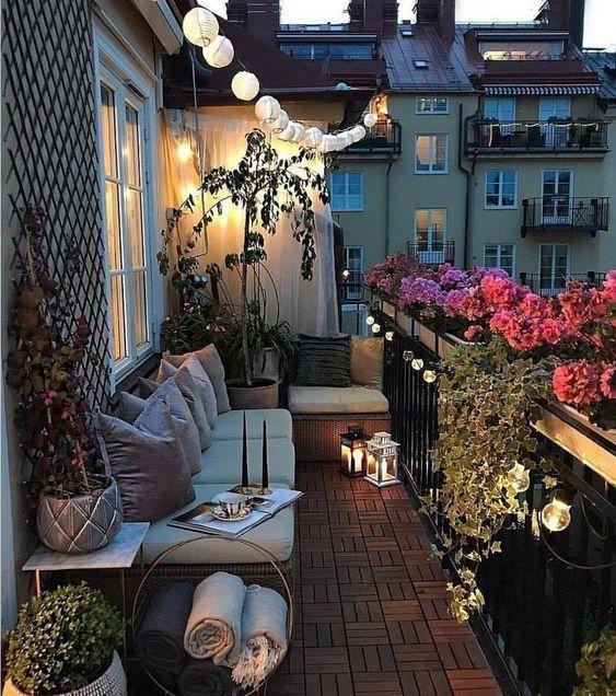 Balcone O Terrazza 30 Idee Per La Tua Estate All Aperto