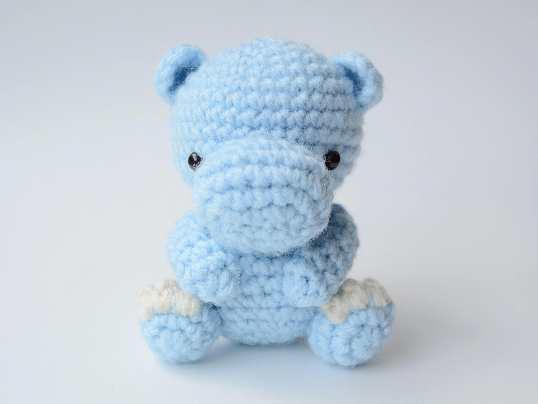 Crochet Hippo Pattern Cool Design Ideas