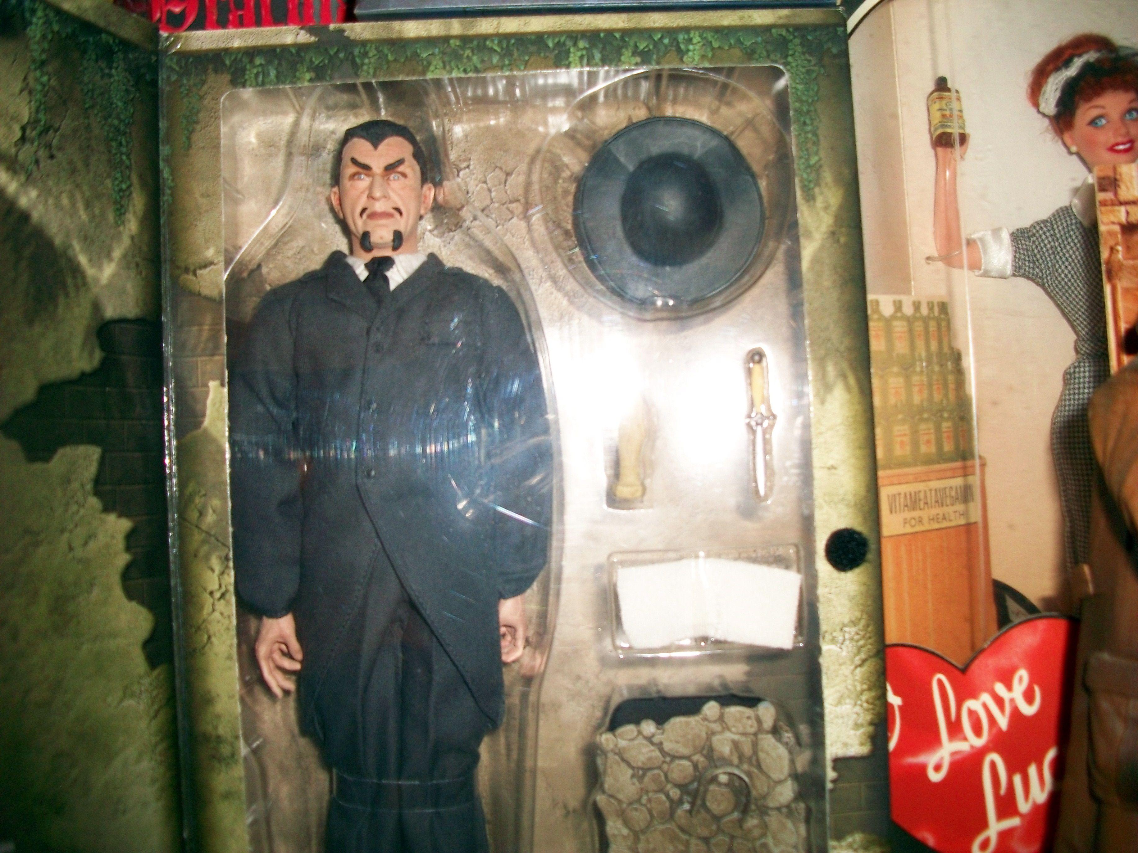 Bela Lugosi from White Zombie