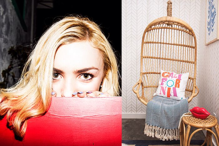 Peyton List Just Got The Ultimate Room Makeover
