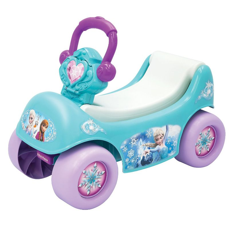 Ride On Toys Age 6 : Disney frozen ride on toddler toy for kids from months