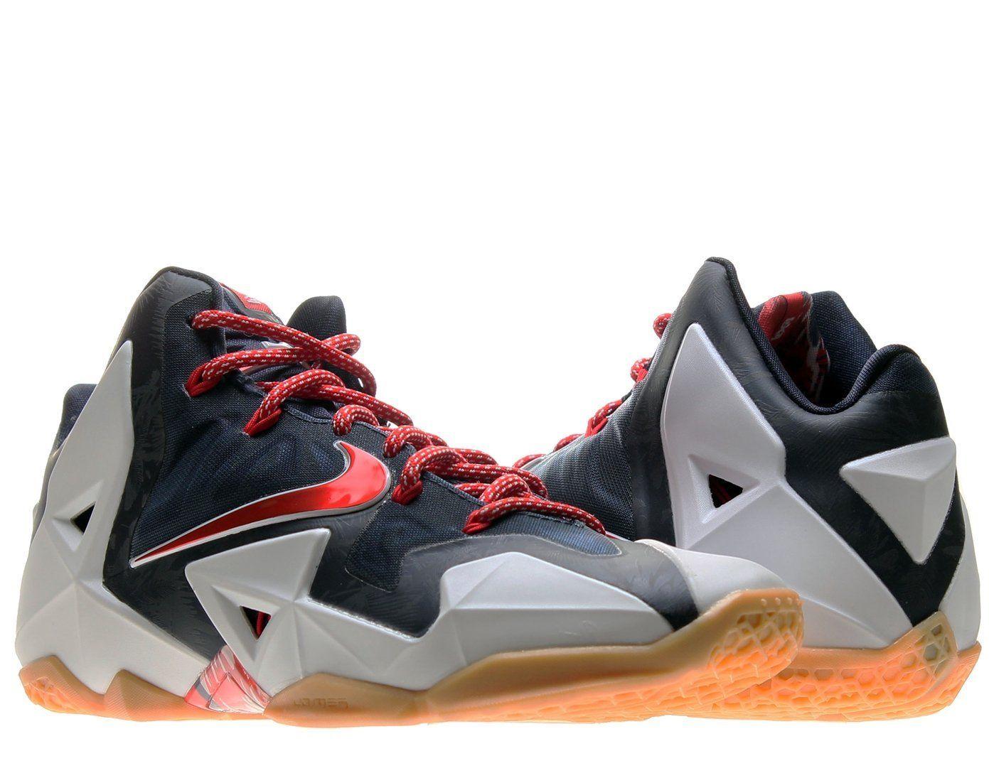 : nike uomini lebron xi basket basket scarpa:
